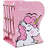AARAV HOUSE Bookend for Children Gift and School Supplies Metal Bookends for Kids Gift Decoration Bookstand (Foldable)