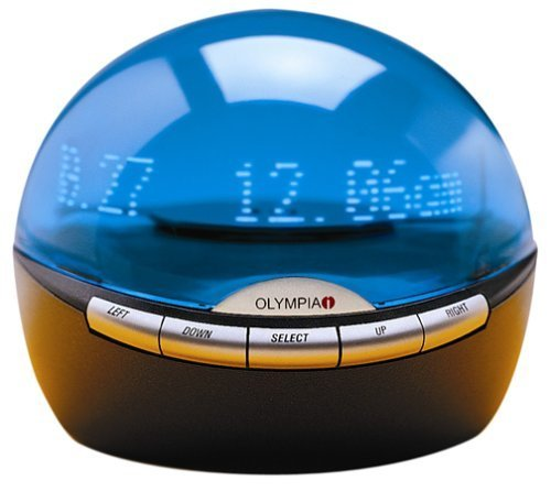 Olympia OL 3000 Infoglobe Digital Caller ID with Real-Time Clock by Olympia