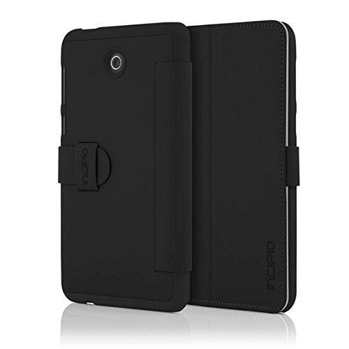- ASUS MeMO Pad 7 LTE Case, Incipio [Hard Shell] [Folio Case] Lexington Case for ASUS MeMO Pad 7 LTE-Black