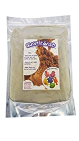 MarvelSand 2.2 lbs- kinetic magic play sand with 6 animal molds, fun and educational for all ages.
