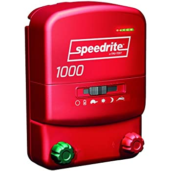 Speedrite 1000 Unigizer, 1.0 Joule
