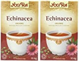 - Yogi Tea - Echinacea Tea | 17 Bag | BUNDLE by Yogi Tea
