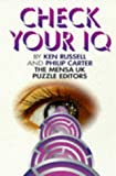 Check Your IQ, Ken A. Russell and Philip Carter, 0572023472