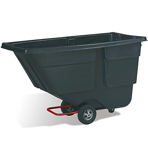 Tilt Truck, 1 cu. yd. Volume Capacity, 600 lb. Load Capacity, Light-Duty Hopper Type - 1 Each (Tilt Hopper)