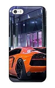 Excellent Diushoujuan Design Lamborghini Adventador Phone Case For ipod touch5 Premium Tpu Case