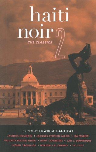 book cover of Haiti Noir 2