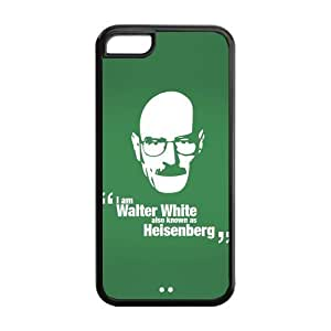 Breaking Bad Solid Rubber Customized Cover Case for iPhone 5c 5c-linda492