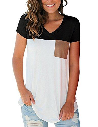 Mujer Mujer Para Camisas Black Iclosam Iclosam Camisas Black Camisas Para Para Iclosam Mujer qwHpxSUCpP