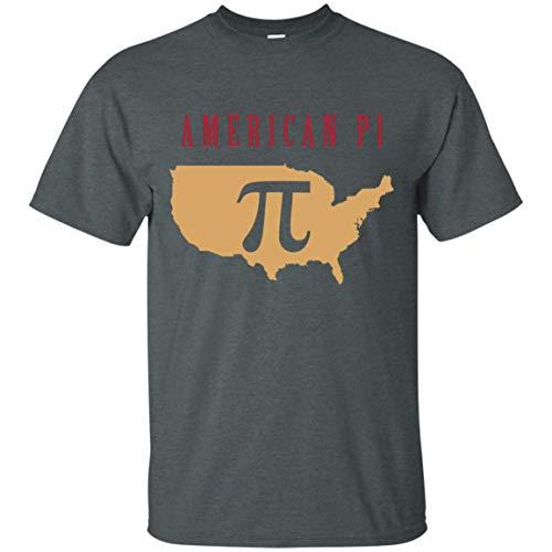 Tungtete American Pi T-Shirt Dark -