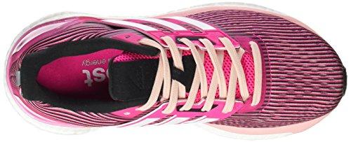 Adidas Supernova W, Chaussures de Tennis Femme, Rose (Rosimp/Ftwbla/Negbas), 42 EU