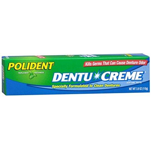 Polident Dentu Creme - 3.9 oz
