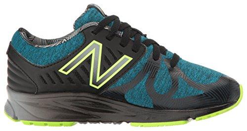 New Balance Barnen 200v1 Mode Sneaker Blå 1 / Svart