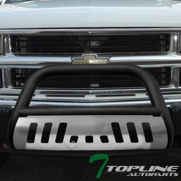 1997 chevy grill guard - 3