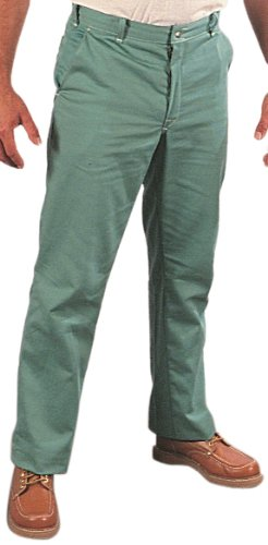 Steel Grip GS16760-42X32 Flame Resistant Cotton Sateen Pants, 42 X 32, (Sateen Pocket)
