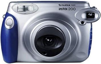 Fujifilm Instax 200 Set Sucherkamera Sofortbild Kamera Kamera