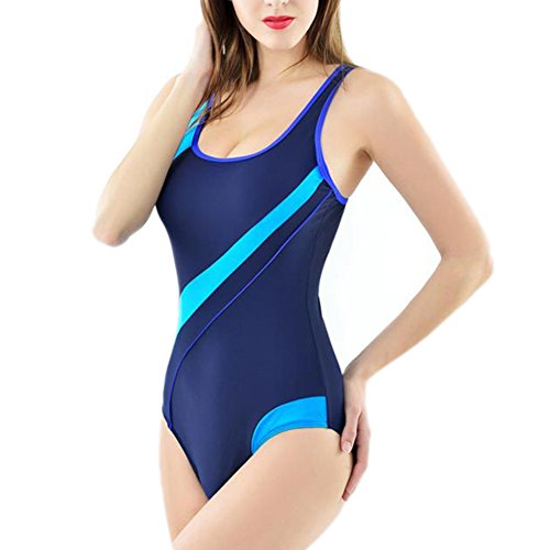 Laixing Buena Calidad YD16-26 Women's Swimwear Swimsuit Ladies Swimming Costume Bathing Suit Multi