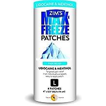 4 lidocaine patch for Salonpas lidocaine 4