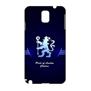Chelsea FC Customized Slim Protective Hard Plastic 3D Case FT6K032 for Samsung Galaxy Note 3