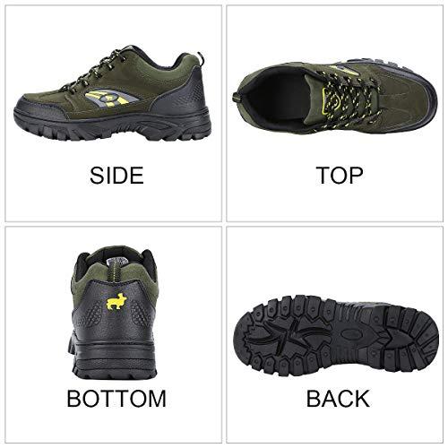 Lgres Hommes Et Automne Espadrilles Padcod De Pour Air Randonne En Trekking Chaussures t Plein YZBv4xq