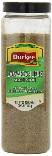 Durkee Jamaican Jerk Seasoning, 25-Ounce Containers (Pack of 2)