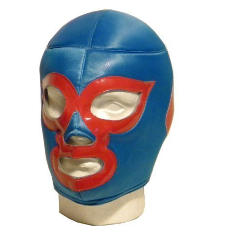 Nacho Libre Mask (Nacho Libre adult luchador wrestling mask by Luchadora)