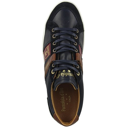 Blu Uomo d'Oro Dress Sneaker Low Pantofola Blues Savio 29y wxI7XqX4