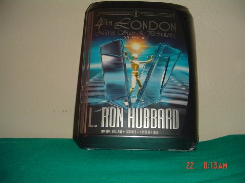 Book cover from 4th London ACC (4th London ACC Native State & Postulates) by L. Ron Hubbard