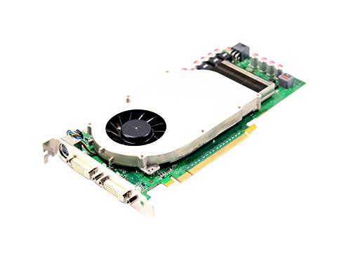 Genuine Dell 9JDYJ nVidia GeForce P361 GTS 240 1GB PCI-E High Profile x16 Slot Video Graphics Card Adapter, For Any System That Supports A Full Height PCI-Express x16 Slot, Compatible Dell Part Number: P118N, Video Graphics Card Delivers World Class HD Graphics, PhysX Gaming Effects, Fast Video/Image Processing and Full NVIDIA 3D Vision Support Allowing Gaming in True Stereoscopic 3D