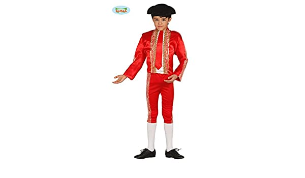Disfraz de torero: Amazon.es: Juguetes y juegos