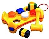 Tolo Toys Shape Sorter Play Bench, Baby & Kids Zone