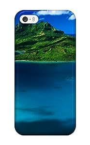 Iphone 5/5s Case Bumper Tpu Skin Cover For Bora Bora Accessories
