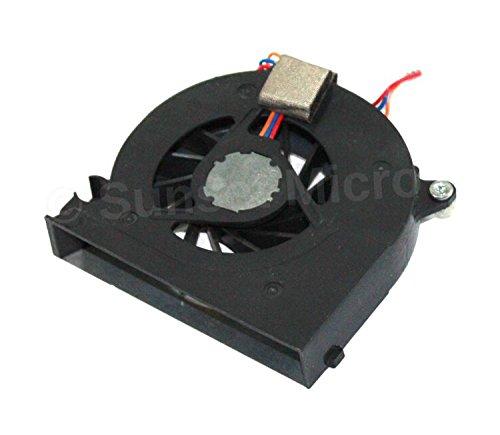 Genuine HP Compaq nx6300 nx6310 nx6320 nc6320 6510b 6515b 6715b 6710b Laptop Cooling Fan 413696-001 443917-001 (Hp 6510b)
