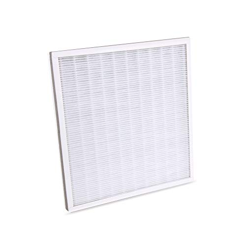 - SereneLife Premium True HEPA Replacement Filter Including 3-Layer Activated Carbon Compatible with SereneLife Air Purifier (PSLAPU35) | Air Filter Replacement | Allergen Remover (PRTSLAPFT1)