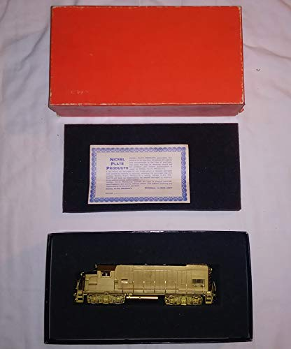 Used, Nickel Plate HO Scale EMD GP-15-1 Brass Diesel Locomotive for sale  Delivered anywhere in USA