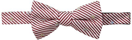 Ben Sherman Men's Hat Novelty Bow Tie, Red, One Size