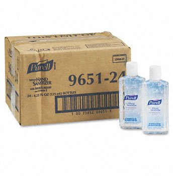 Ounce 4 Cartons (9651-24 Hand Sanitizer Instant 4oz 24/Ctn 687367 Gojo)