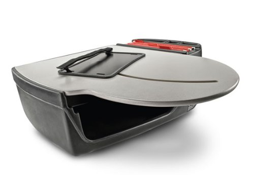 AutoExec AENETBOOKTRK-01 RoadMaster Truck Desk with Tablet & Netbook Stand by AutoExec