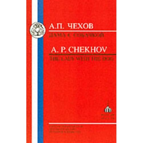 Chekhov: Lady with the Dog (Russian Texts)
