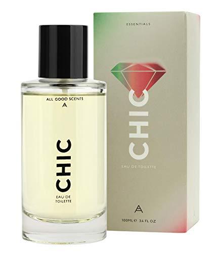 All Good Scents CHIC Eau De Toilette, Perfume for Women 100 ML