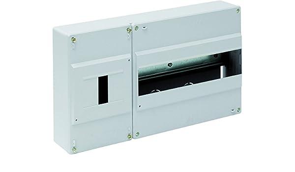 Solera 698 - Caja para ICP y distribución. 348x188x55.Distribución ...