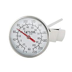 Taylor Precision 8215N 8-Inch Bi-Therm P...