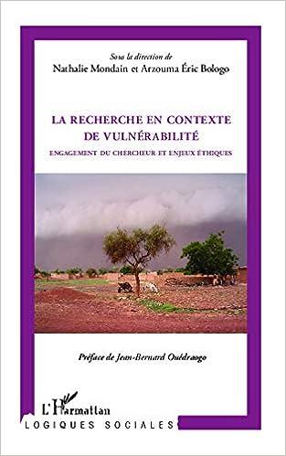 La Recherche En Contexte De Vulnerabilite Engagement Du