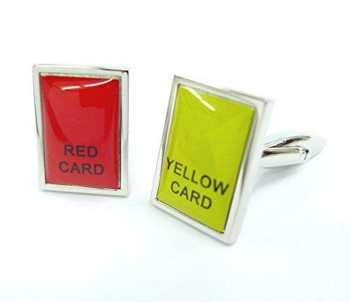 Amazon.com: the5thl tarjeta roja tarjetas de alerta/gemelos ...