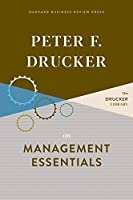 Peter F. Drucker on Management Essentials Front Cover
