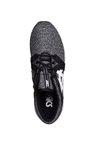 Asics Womens Gel-lyte Komachi Sneaker Basso Nero / Bianco