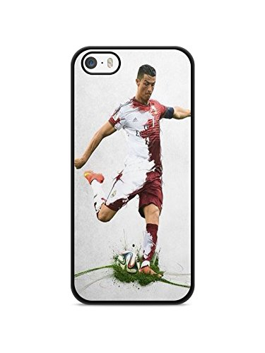 Coque Iphone 6 / 6s Ronaldo Cristiano Ronaldo Real madrid Foot case CR7 REF11041
