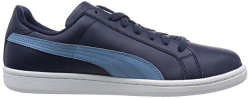Sneaker Blau Leather White Unisex White EU Peacoat 43 16 Smash Heaven blue Erwachsene Puma Acp4xUx