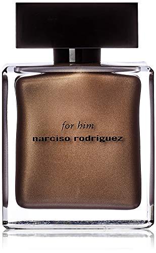 Narciso Rodriguez For Him by Narciso Rodrigues Eau de Parfum Intense 3.4 Oz for Men
