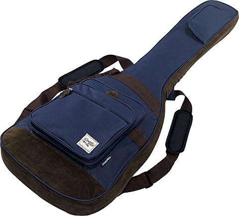 Ibanez IBB541NB POWERPAD Bass Guitar Gig Bag, Navy Blue (Bass Gig Bag Ibanez)