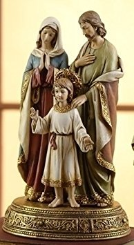 - Holy Family Statue